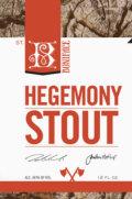 St. Boniface Hegemony Stout
