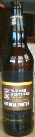 Widmer Brothers Oatmeal Porter - Porter