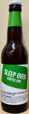 To �l/Mikkeller Sleep Over Coffee IIPA