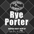Ugly Duck Rye Porter - Imperial/Strong Porter