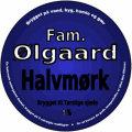 Fam. �lgaard Halvm�rk - Dunkel/Tmav�