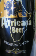 Africana Beer - Pale Lager