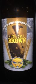American River Coloma Brown