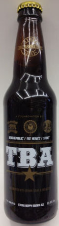 Bear Republic / Fat Head�s / Stone TBA - American Strong Ale