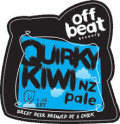 Offbeat Quirky Kiwi - Golden Ale/Blond Ale