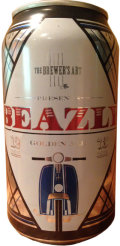 Brewers Art Beazly - Belgian Strong Ale