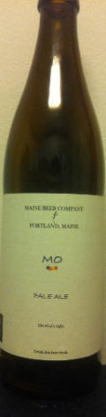 Maine Beer MO