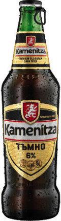 Kamenitza T�mno (6%) - Schwarzbier