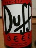 Duff Beer (Brazil)