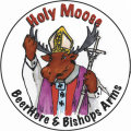 Beer Here Holy Moose - Brown Ale