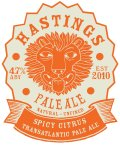 Hastings Pale Ale