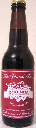 Kooinda English Red Ale