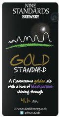 Nine Standards Gold Standard - Golden Ale/Blond Ale