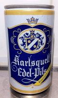 Karlsquell Edel-Pils - Pilsener