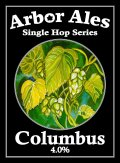 Arbor Single Hop Columbus - Golden Ale/Blond Ale
