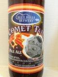 Blue Hills Comet Tail