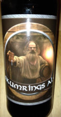 Berentsens Skumrings Ale - Brown Ale