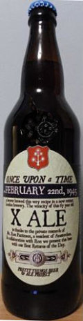 Pretty Things Once Upon a Time, February 22nd, 1945, X Ale - Mild Ale