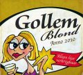 The Musketeers Gollem Blond - Golden Ale/Blond Ale