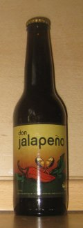 No Label Don Jalapeno Ale