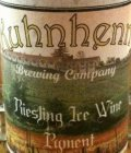 Kuhnhenn Riesling Ice Wine Pyment - Mead