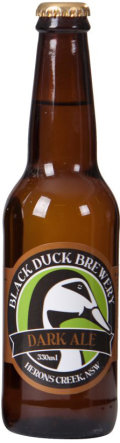 Black Duck Dark Ale - Brown Ale