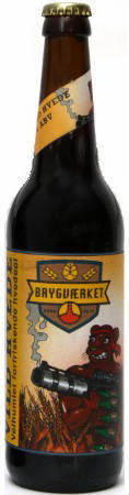 Brygv�rket Vild Hvede - Wheat Ale