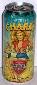 Okoboji Midwest Charm Farmhouse Ale - Saison