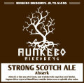 Munkebo Alst�rk Strong Scotch Ale - Scotch Ale