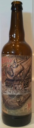 Three Floyds Half Acre Mutiny and the Mollusk