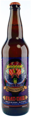 Flat Tail Lovin� Hoppin� Squeezin� Fusion Pale Ale