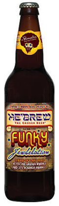 He�Brew Funky Jewbelation 2012 - American Strong Ale