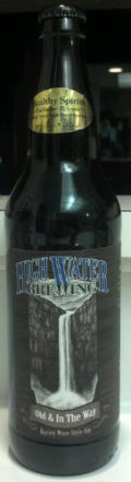 High Water Old & In The Way Barley Wine (Buffalo Trace Barrel)