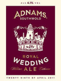Adnams Royal Wedding Ale