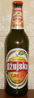 O�ujsko Grejp - Fruit Beer