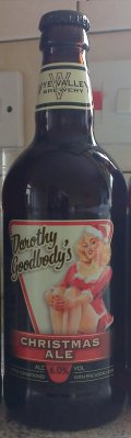 Wye Valley Dorothy Goodbody�s Christmas Ale