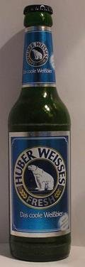 Huber Weisses Fresh - German Hefeweizen