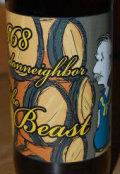 New England 668 Chardonneighbor Of The Beast