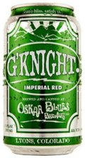 Oskar Blues G�Knight Imperial Red - American Strong Ale