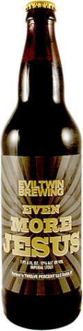 Evil Twin Even More Jesus - Imperial Stout