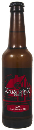 ZwanzigZ 525 Nut Brown Ale
