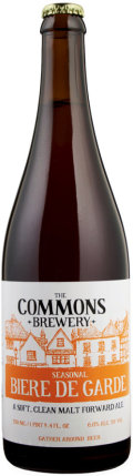 The Commons Biere de Garde - Bi�re de Garde