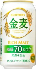 Suntory Rich Malt 70% Off