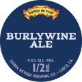 Sierra Nevada Beer Camp Burleywine Ale - Barley Wine