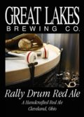 Great Lakes Rally Drum Red Ale - Amber Ale