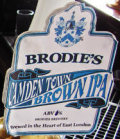 Brodies Camden Town Brown IPA