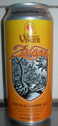 Brewery Vivant Zaison