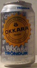 Okkara Tr�ndur - Strong Pale Lager/Imperial Pils