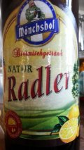 Kulmbacher M�nchshof Radler - Fruit Beer