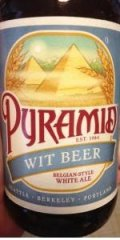 Pyramid Wit Beer - Belgian White (Witbier)